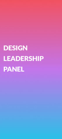 Design Leadership UXINDIA